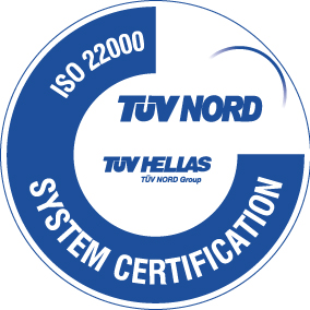 ISO22000:2005 Certificate